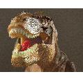 E2028 T rex Projector & Room Guard face