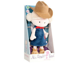 A2221XX Nici® Wonderland Doll: Miniclara the Cowgirl ...